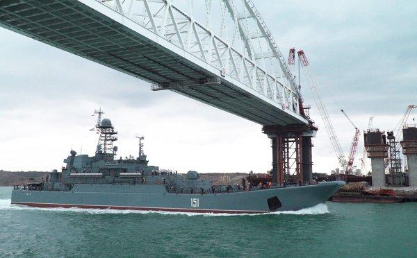 В США отказались от военного ответа на конфликт в Керченском проливе
