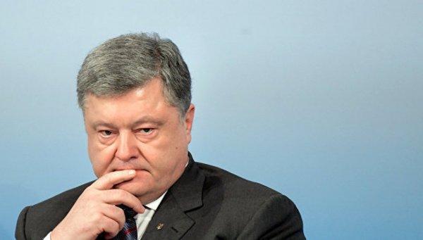 Порошенко подписал указ о начислении стипендии задержанным в РФ украинцам