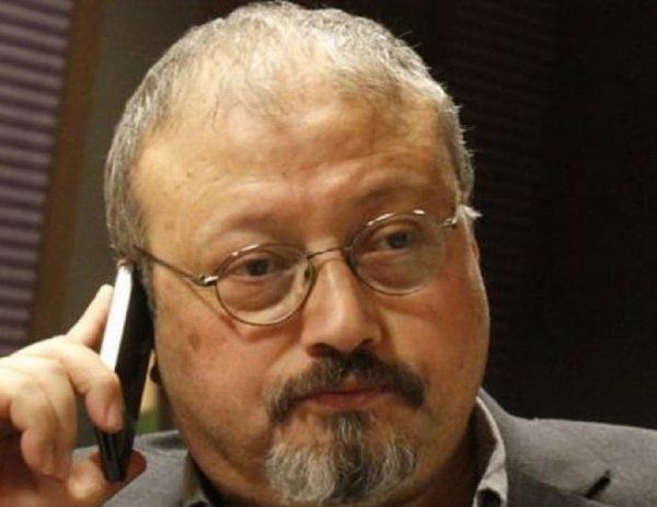 Журнал Times признал «человеком года» умерщвлённого журналиста