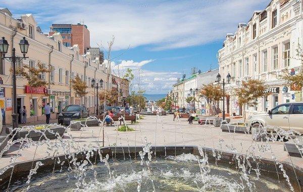Столицей Дальнего Востока официально стал Владивосток