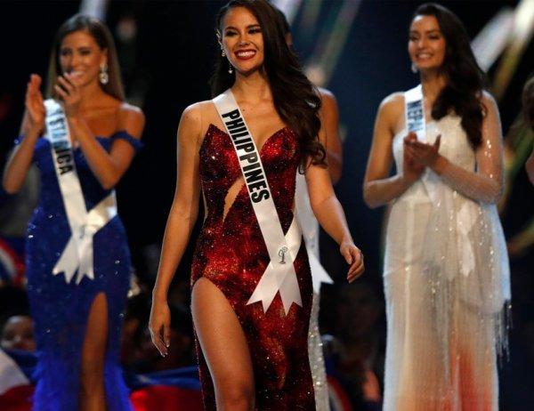 Определена победительница конкурса «Мисс Вселенная»