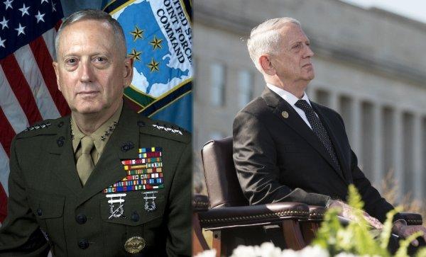 Глава Пентагона уйдёт в отставку в 2019 году