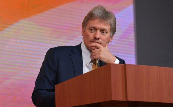 Песков назвал клеветой слова «не журналистов» на пресс-конференции Путина