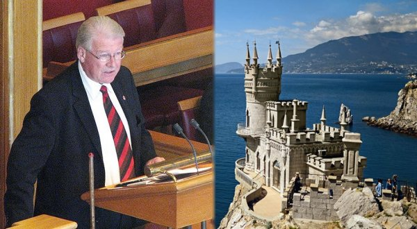 Политик из Норвегии призвал Запад признать Крым частью России