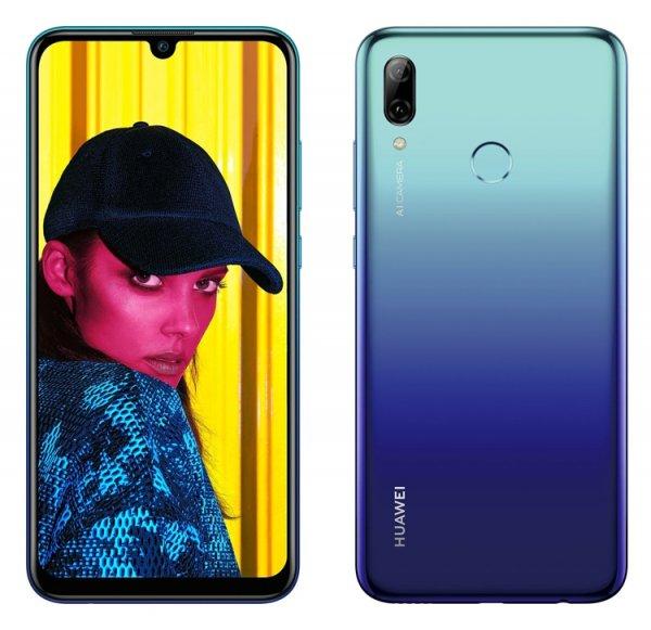 Huawei представил новый смартфон P Smart