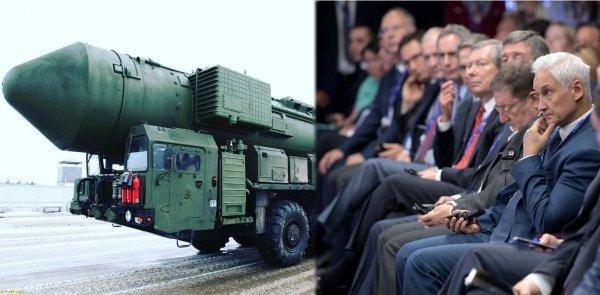Die Welt: В США паникуют из-за испытаний российского комплекса «Авангард»