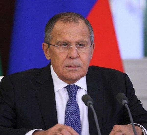 МИД РФ отчитался о переговорах Лаврова с коллегой из Иордании