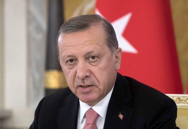 СМИ: Эрдоган отправится в Германию впервые с 2014 года