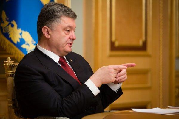 Петр Порошенко назвал крещение Руси «европейским выбором» князя Владимира