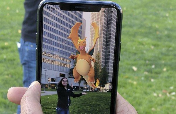 Pokemon Go начала отслеживать движение игроков через Google Fit и Apple Health