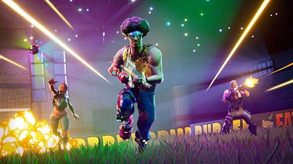 Epic Games: количество онлайн-игроков в Fornite составляет 8,3 миллиона человек