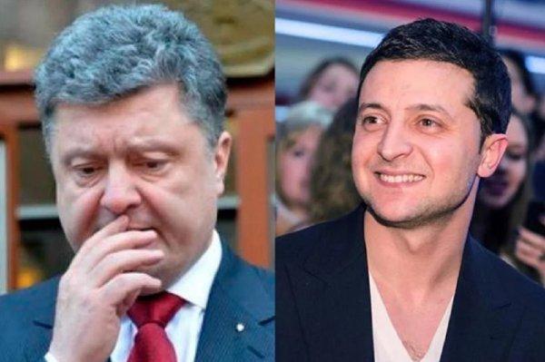 На Украине назвали перенос поздравления Порошенко «ответкой» из прошлого