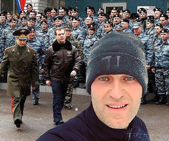 «Убегать от ОМОНа»: Навальный рассказал, что мотивирует его бегать по утрам