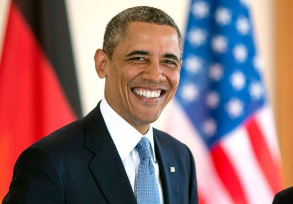Песня при участии Барака Обамы заняла 22 строчку в Billboard Hot R&B