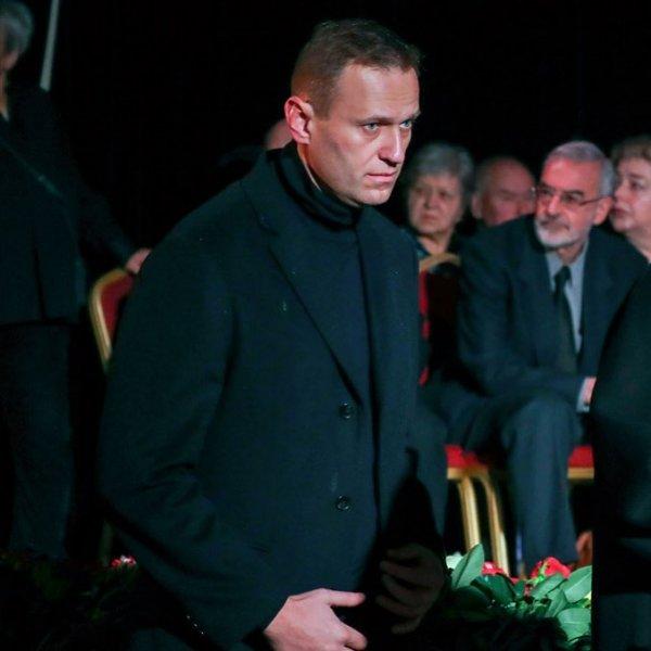 Алексей Навальный заподозрил слежку за своей семьёй в Таиланде
