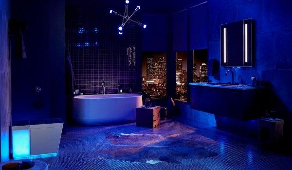 Kohler представила смарт-туалет с «полным погружением» на выставке CES 2019