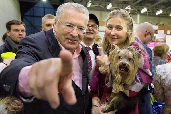 Жириновский требует дать простым людям управлять страной