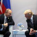 Трамп испугался Путина и захотел дружить с Россией