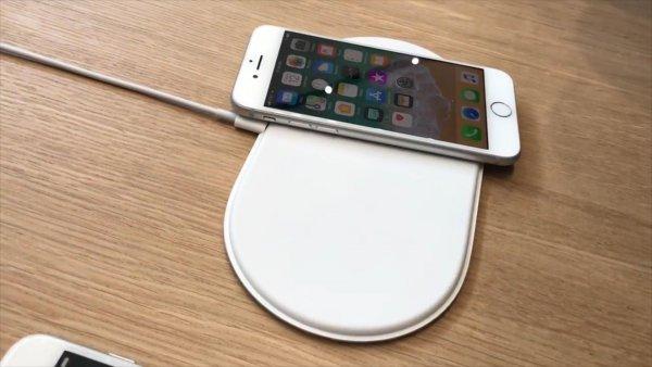 Apple приступила к производству беспроводной зарядки AirPower