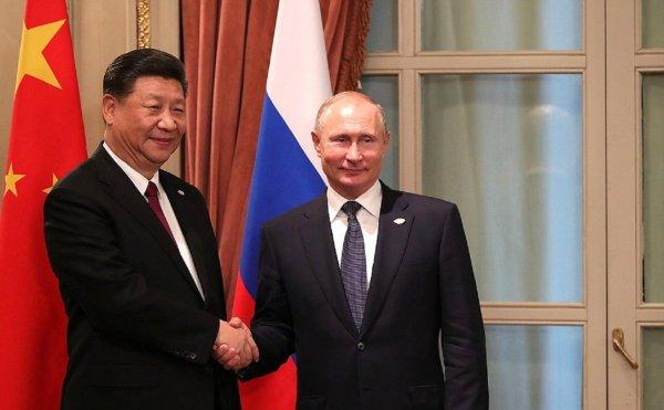 Американские СМИ назвали «кошмаром» США сотрудничество России и Китая
