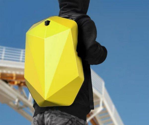Трансформер на спине: Xiaomi создала рюкзак в стиле Бамблби