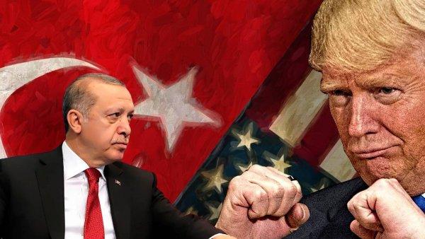 Трамп проиграл России на Ближнем востоке и готовит новую революцию руками курдов