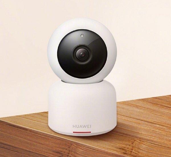 Huawei выпустила панорамную смарт-камеру наблюдения за 44 долларов