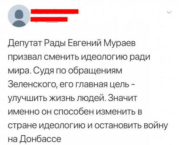 Зеленский остановит войну: Депутат ВР назвал успешную стратегию по ситуации на Донбассе
