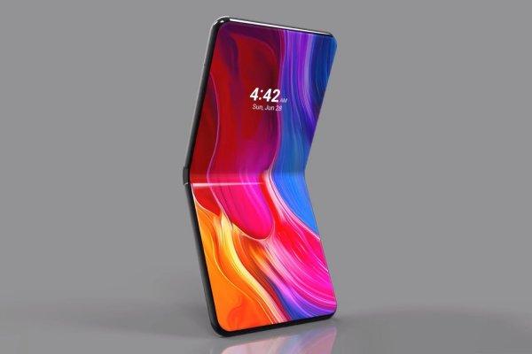 Xiaomi показала свой первый складной смартфон