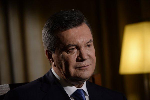 Янукович заочно приговорен к 13 годам лишения свободы