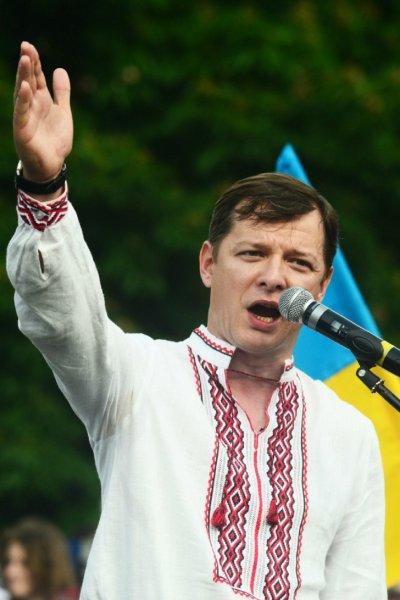Ляшко потребовал на сессии ПАСЕ силой остановить Путина