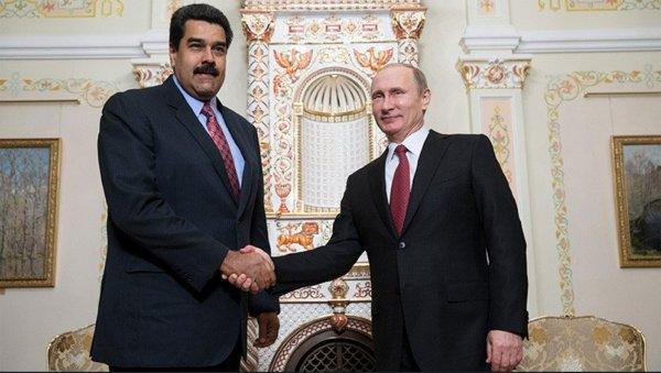 «Военная база рядом с США охладит пыл янки»: Путин поддержал законную власть Венесуэлы - Сеть