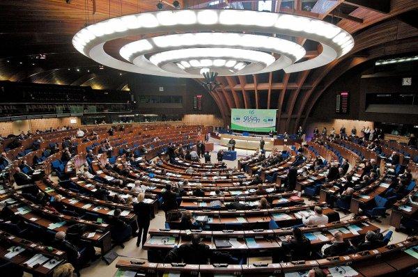Названа сумма долга России Совету Европы