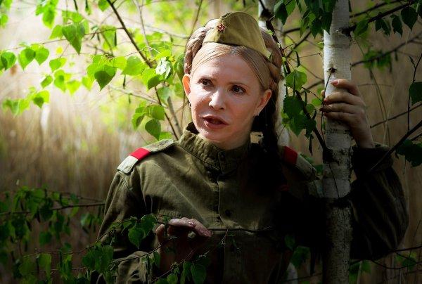 «День, когда ужаснулся мир…»: Тимошенко высказалась против нацизма в День памяти жертв Холокоста