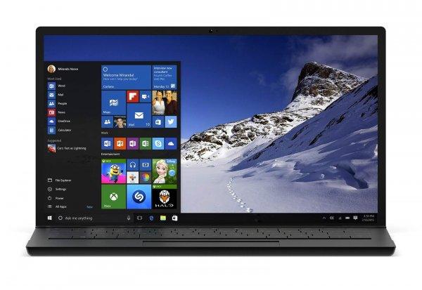 Windows 10 после обновления в апреле станет красочнее
