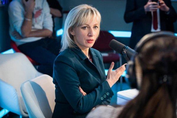 «Звезда Сети»: Марии Захаровой напророчили президентство в России