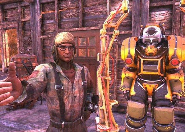 В Fallout 76 реализуют режим «Выживание»