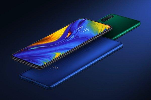 Xiaomi Mi Mix 3 официально представлен в России