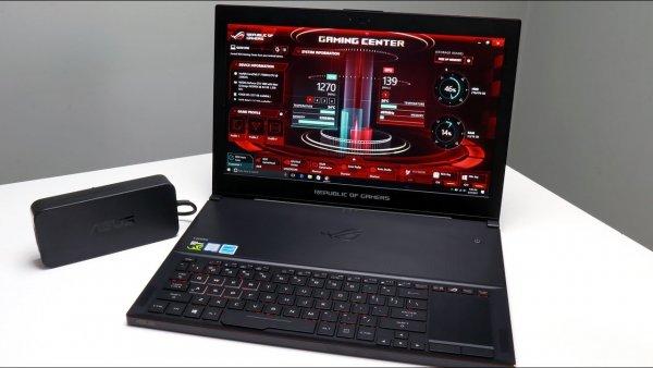Самый дорогой игровой ноутбук протестировали в Metro 2033: Exodus