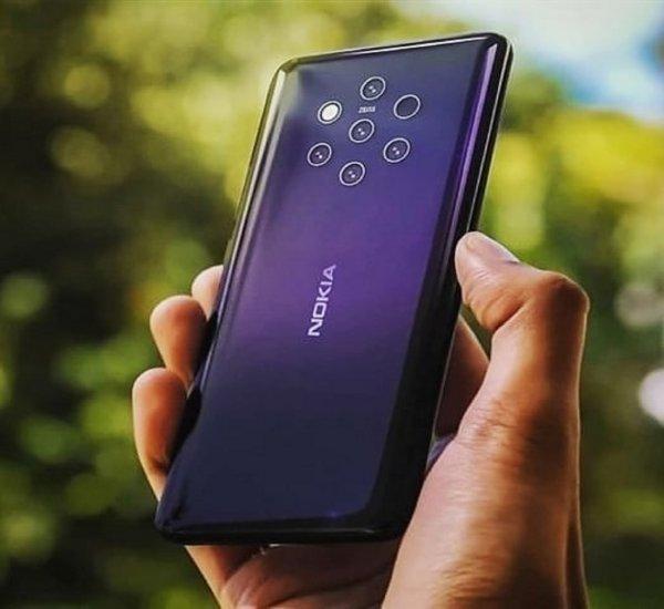 На 100 евро дешевле прогнозов: Пентакамерный Nokia 9 PureView получил бросовую цену