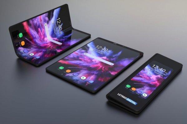 Новый недостаток: Компания Samsung скрыла изъян у гибкого смартфона Galaxy Fold