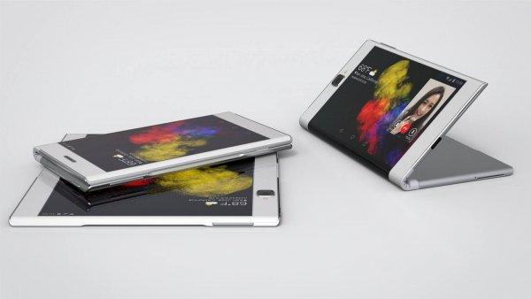 Lenovo выпустит первый сгибаемый планшет с 13-дюймовым экраном от LG