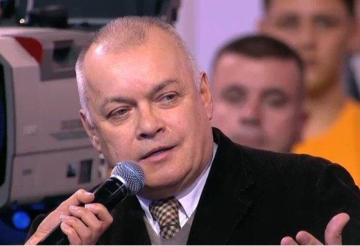 «Пора в тюрьму»: правительство инициировало судебный процесс против Киселёва