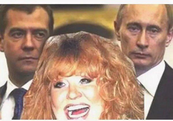 «В каждой бочке затычка»: Ради «сделки» с Пугачевой Медведев отходит от «Кремля»