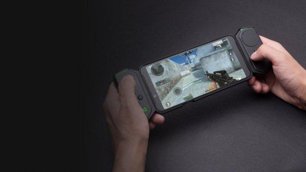 Новый гаджет Black Shark 2 оснащен «киберспортивным аккумулятором»