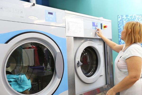 Компания помогает открывать любые прачечные и химчистки