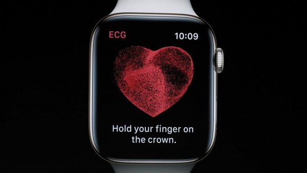 Apple Watch может спасти жизнь, обнаруживая нерегулярное сердцебиение