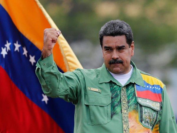 «При поддержке Путина»: Президент Венесуэлы Мадуро призвал правительство уйти в отставку