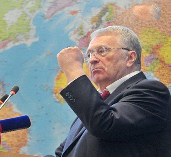 Первый депутат на Луне: Жириновский хочет отправить однопартийца в космос