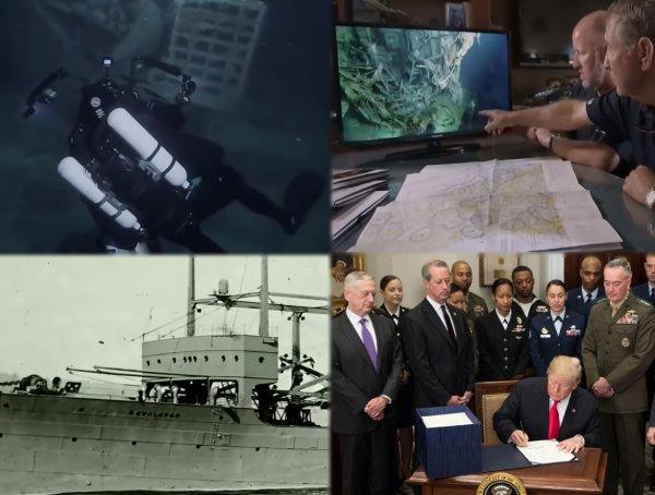 Трамп знает правду: США хранит ядерный боезапас в Бермудском треугольнике